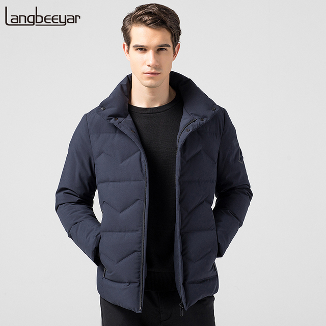 Aliexpress.com : Buy New Fashion Clothing Men Down Jacket Men ...