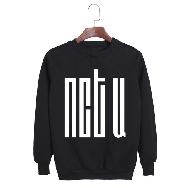 NCT U Themed Print Sweatshirt (5 colors available)