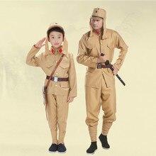 Форма японского солдата, Одежда Da Zuo, военная форма Второй мировой войны, сценические костюмы японских солдат