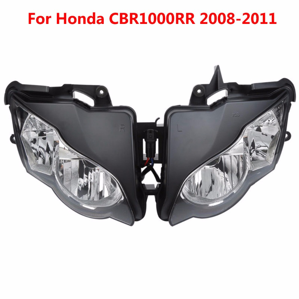 Image 3 - Motorcycle Front Headlight Light Assembly For Honda CBR1000RR CBR 1000RR 2004 2007 2008 2011 2012 2015