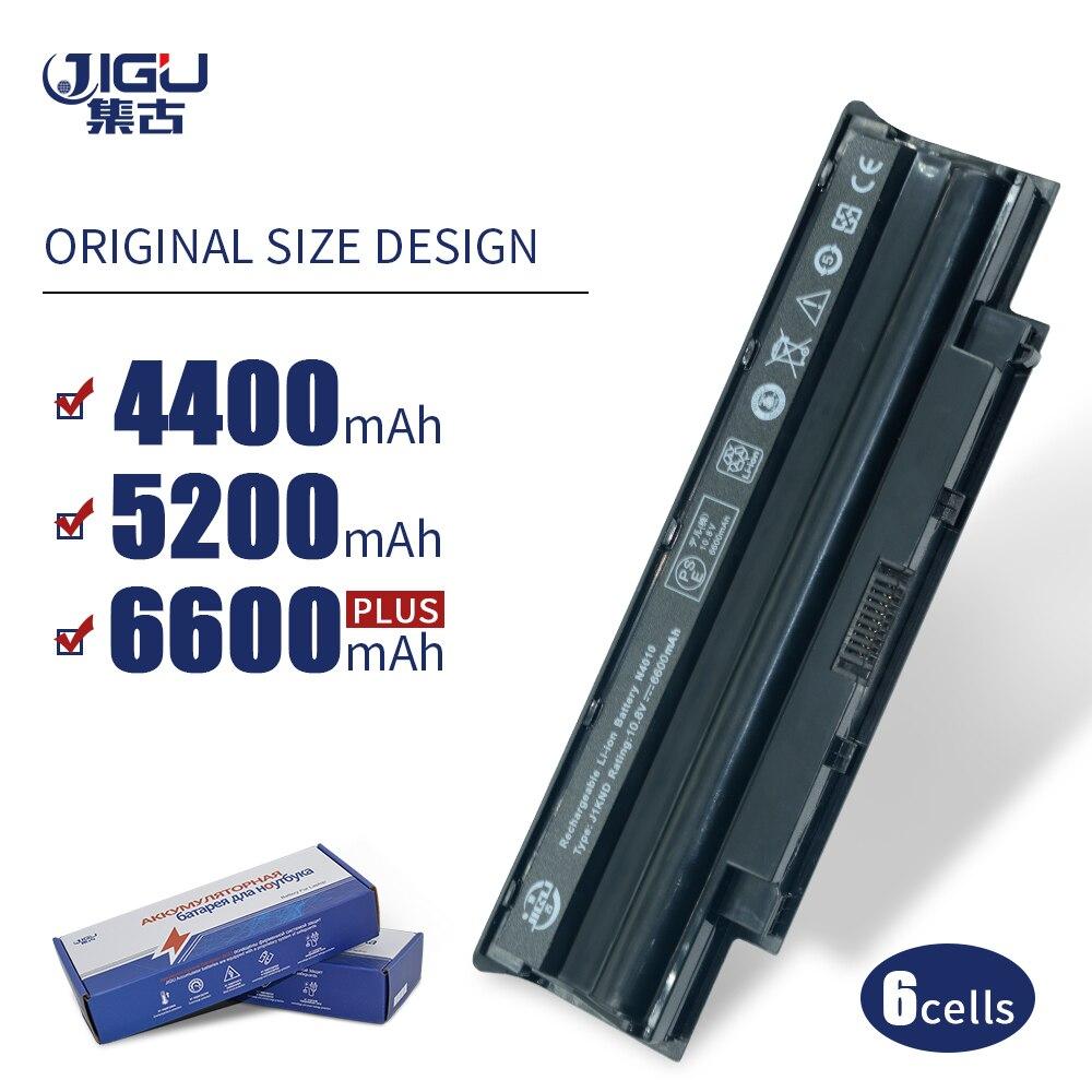 JIGU Laptop Battery For Dell Inspiron N7110 M5030 M5040 M501 N4050 N5030 N5040 N5050 N4120 M501R 312-1201 451-11510 J1knd 3450