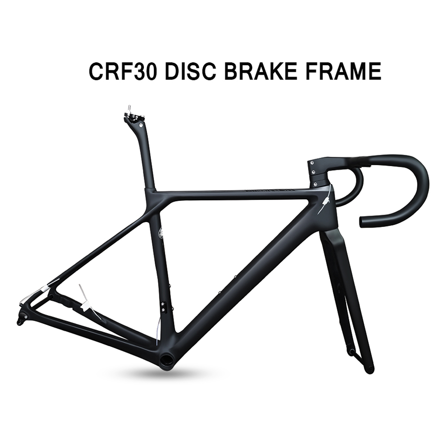 Road-Disc-Brake Bicycle-Bike-Frame Taiwan Made Full-Carbon T1000 Xdb-Dpd-Available Mechanical/di2