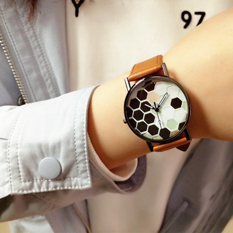 Excellent Quality Women Bracelet Watch Famous Brand Ladies Leather Analog Quartz Wrist Watch Clock Women Relojes Mujer Feb 22