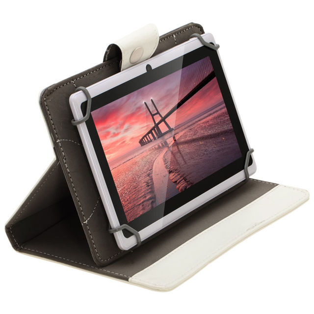 iRULU eXpro 7» Tablet Allwinner Android 4.4 Quad Core Tablet 8GB ROM Dual Cam WiFi TF card OTG with colorful cases HOT Seller