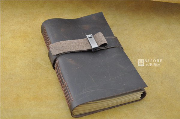 personal diary vintage fashion cowhide handmade vintage journals 2011609