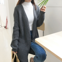 2018 Spring Fashion Brand Knitting Sweater High Quality Long Sleeve Casual Warm Cardigans Autumn Medium And