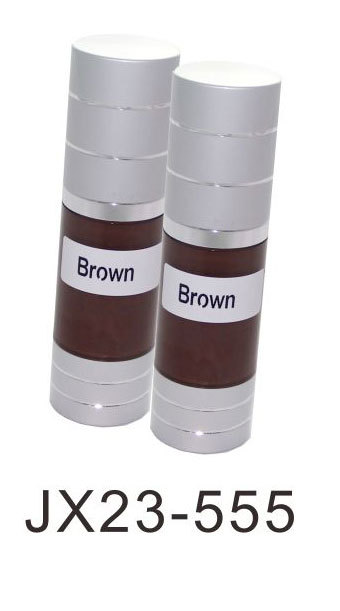 2Pcs 60ml/bottle Brown Vacuum Sterile Permanent Makeup Pigment Cosmetic Tattoo Ink For Eyebrows Eyeliner Tattoo Supply