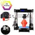 Zrimprimerie nouveau matériel de bureau acrylique cadre 3D imprimante Support carte SD A8 Y8 modèle 1.75mm ABS/PLA Filament