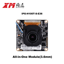 720P XM All-in-One Module ip camera hi3518E V200 Onvif protocol cam Module Cloud Function P2P cmos sensor camera module