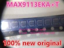 100% Новый оригинальный MAX9113EKA + T MAX9113 AAED SOT-23 Транзистор