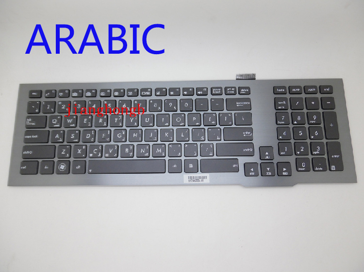 New laptop keyboard for ASUS G75 G75VW G75VX G75V ARABIC/FRENCH/RUSSIAN/JAPANESE/US layoutNew laptop keyboard for ASUS G75 G75VW G75VX G75V ARABIC/FRENCH/RUSSIAN/JAPANESE/US layout