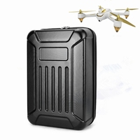 Realacc Hard Shell Backpack Case Bag Camera Drone Bag Backpack RC Quadcopter Case Bag For Hubsan X4 H501S RC Quadcopter