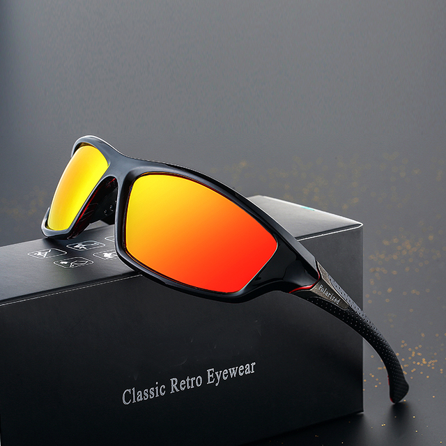 Unisex 100% UV400 Polarised Driving Sun Glasses 4