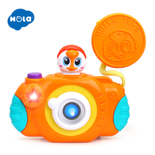 цена на Baby Toys Camera Toy Projection Simulation Kids Digital Camera Toy Take Photo Animal Children Educational Plastic Birthday Gifts