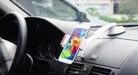 מחזיקי רכב טלפון נייד לוח מחוונים רכב האוויר vent קליפ יניקה עומד על iphone 7, vodafone smart speed 6 ultra 6, blu אנרגיה JR