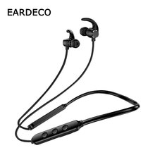 EARDECO IPX7 Wireless Headphones Bass Earphones Bluetooth Earphone Headphone Stereo Phone Wireless Bluetooth Headset with Mic стоимость