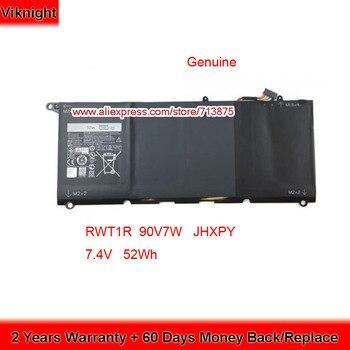 Genuine 7.4V 52Wh RWT1R JD25G 52WH Battery For Dell XPS 13 9343 0DRRP 0N7T6 90V7W 5K9CP