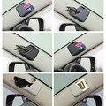 2 Pcs Universal Car Auto Acessórios Óculos Titular Caixa De Armazenamento Organizer 3 Cores