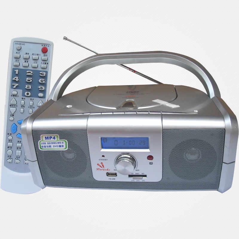 2016 neue heiße Goldyip dvd maschine usb-stick cd player radio lehre maschine pränatalen maschine webcasts mp3 Englisch discs
