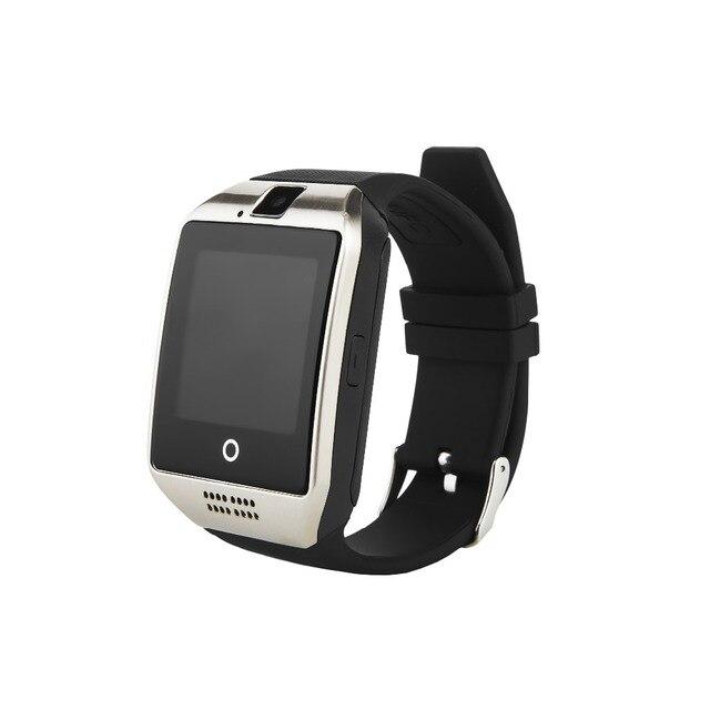 ZAOYIEXPORT Bluetooth Q18 Водонепроницаемый Smart Watch Поддержка TF Карта Камеры U8 Smartwatch Для IOS Iphone Android Телефон PK GT08 DZ09