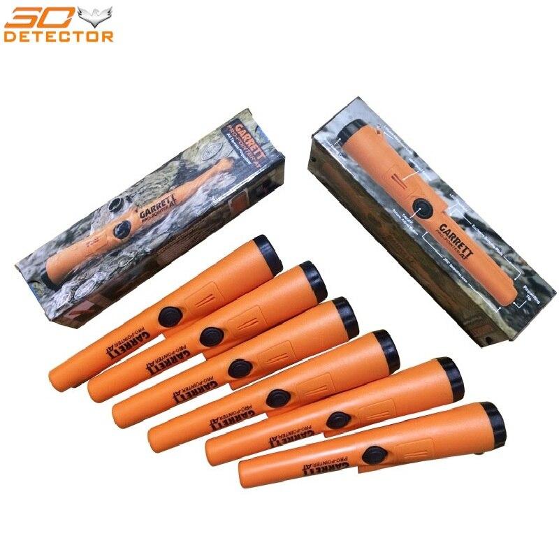 Waterproof Pinpointer Garrett AT Pro Pointer AT Pro Pointer Underground metal detector катушка 5х8 dd для garrett at pro at gold