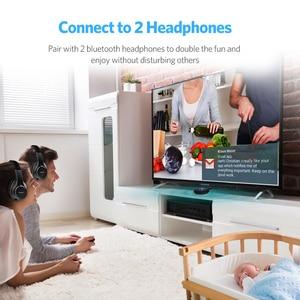 Image 3 - Ugreen Bluetooth Receptor transmisor aptx le Adaptador de Audio jack de 3,5mm PC Receptor AUX Bluetooth 4,2 de 3,5mm