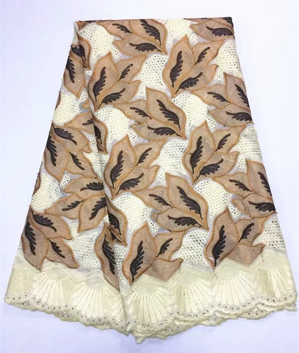 Latest voile lace Whit Stones African swiss cotton lace High Quality Swiss voile lace in switzerland for Wedding Dress Latest voile lace Whit Stones African swiss cotton lace High Quality Swiss voile lace in switzerland for Wedding Dress