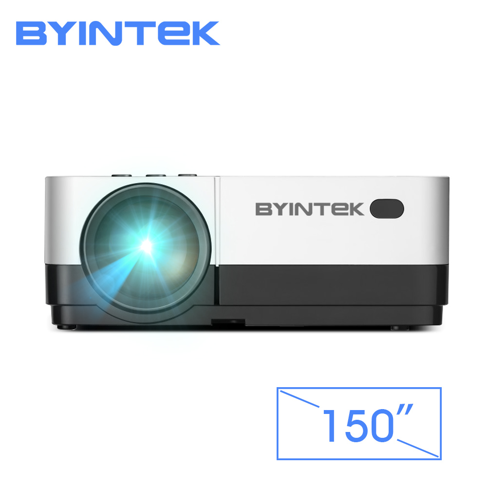 BYINTEK CIELO K7 1280x720 HA CONDOTTO il Mini Micro Portatile Video Proiettore Del HD con HDMI USB Per Il Gioco di Film 1080 P Cinema Home Theater