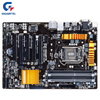 Gigabyte GA H97 D3H Motherboard For Intel H97 DDR3 USB3.0 32GB H97 D3H Desktop Mainboard Systemboard Used Integrated Graphics