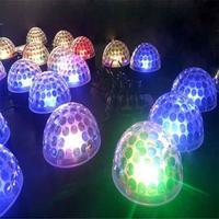 Led Par Dmx Controller Music Active Rgb Led Mp3 Crystal Magic Ball Disco Dj Stage Light