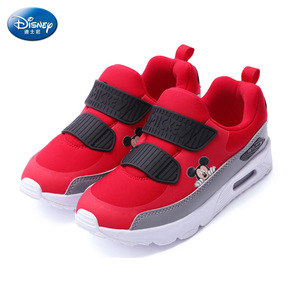 Image 5 - Disney kinderen sport casual schoenen herfst en winter nieuwe jongens zachte bodem anti slip luchtkussen schoenen running schoenen meisjes