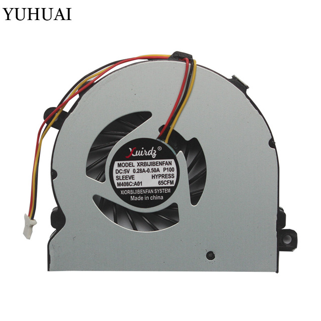 US $5 13 5% OFF|NEW CPU Fan For Dell Inspiron 5548 5542 5543 5448 5521 5542  5420 5557 P39F 15mr 1528s 15 5000 cooler fan DP/N 03RRG4-in Laptop Cooling