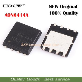 20pcs AON6414A AON6414 AO6414A 6414A MOSFET QFN-8 new original free shipping