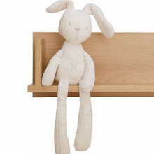 2018 Cute Rabbit Doll Baby Soft Plush Toys For Children Bunny Sleeping Mate Stuffed &Plush Animal Baby Toys For Infants Gift Hot