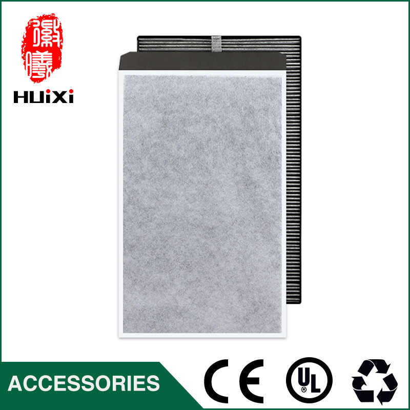 Hot sales FZ-Y180SFS HEPA filter cleaner parts+ FZ-Y180VFS formaldehyde filters composite air purifier parts FU-Y180SW FU-GB10-W hot parts