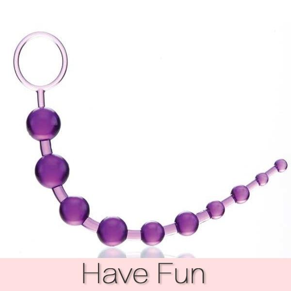 Sex anal beads anal