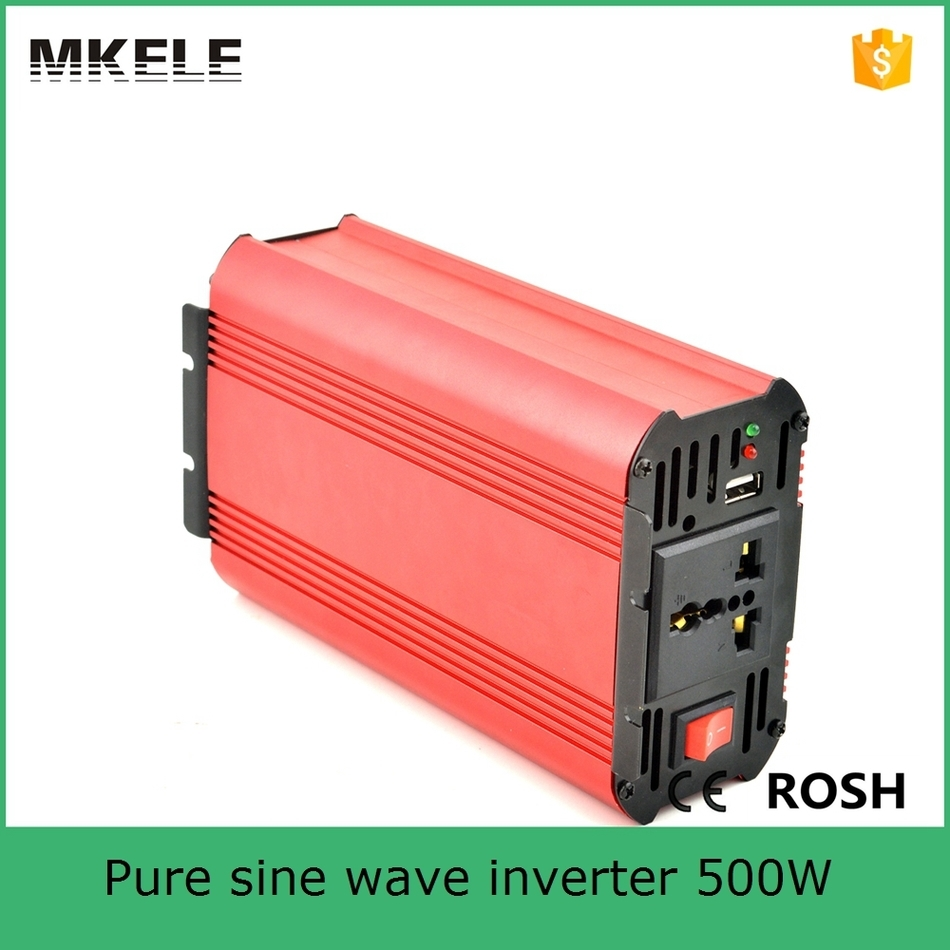 цена на MKP600-481R off grid power inverter dc to ac 600w inverter pure sine wave intelligent dc/ac power inverter 48vdc 110vac