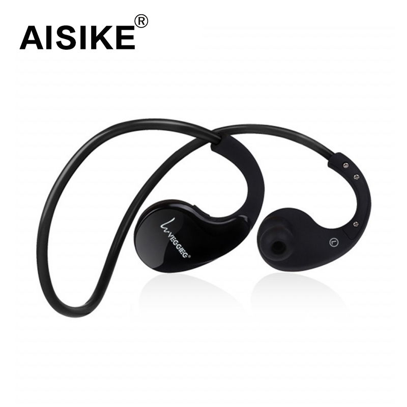 AISIKE Cheetah 4.1 Bluetooth Headset Headphones Wireless Headphone Microphone AptX Sport Earphone for iPhone Android Phone remax 2 in1 mini bluetooth 4 0 headphones usb car charger dock wireless car headset bluetooth earphone for iphone 7 6s android