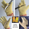 Kite flying protection gloves from Weifang Kaixuan Kite factory