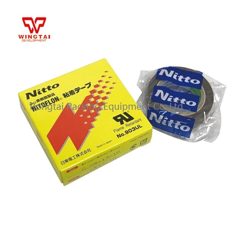50 Rolls Nitto 903ul Nitoflon PTFE Adhesive Tape For Heat Resistant  0.08x13x10