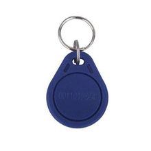 10PCS /3# blue 125Khz RFID Proximity ID Card Token Tags Key Keyfobs for Access Control Time Attendance