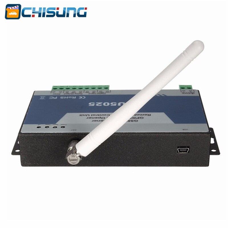 GSM anahtarı Kapısı Açıcı GPRS 3G Kapı Açıcı (RTU5025) - Güvenlik ve Koruma - Fotoğraf 4