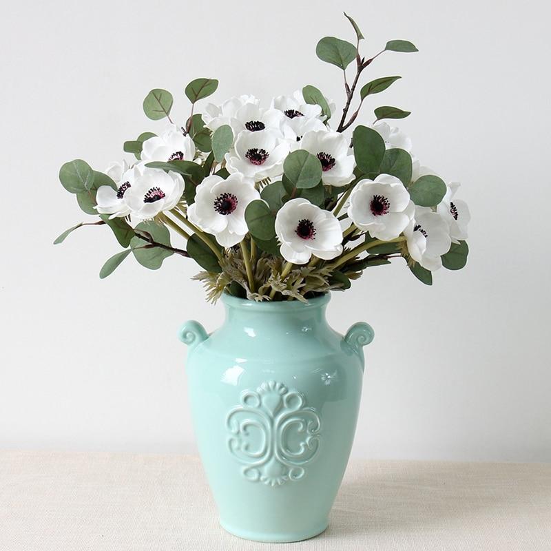 Buy silk anemone flowers and get free shipping on aliexpress mightylinksfo