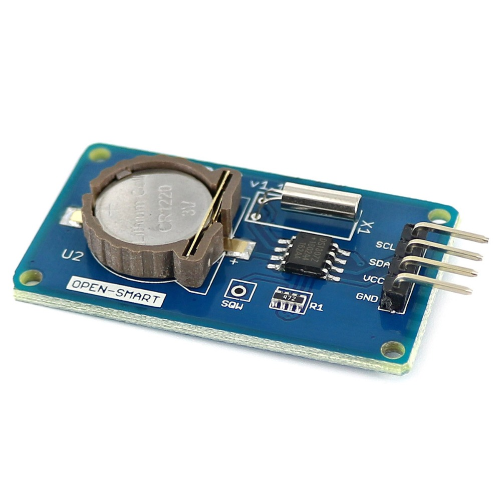 Buy Ds1307 Rtc Module Real Time Clock I2c Ds1307realtimeclockschematic 1 2