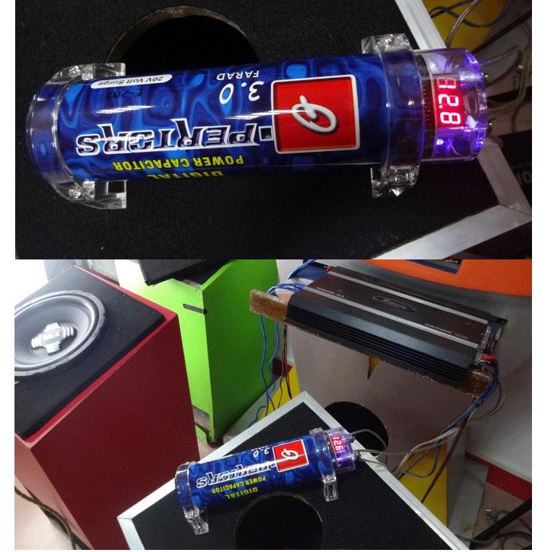 Car Audio Capacitor QP-31