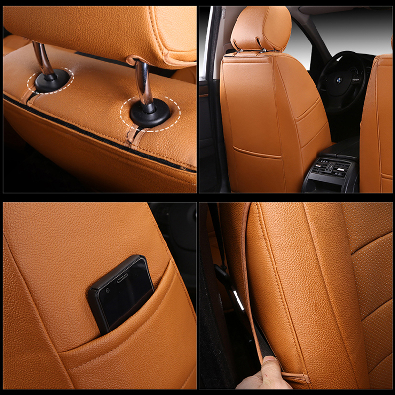 Tremendous Us 202 3 30 Off Ausftorer Custom Cowhide Auto Seat Covers For Bmw Z4 E85 E89 2007 2013 Genuine Leather Car Seat Cover Cushion Accessories 8Pcs In Short Links Chair Design For Home Short Linksinfo