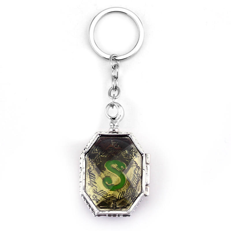 dongsheng Hot Sale Movie HP Horcrux jewelry Keychains magic device Keychain -50