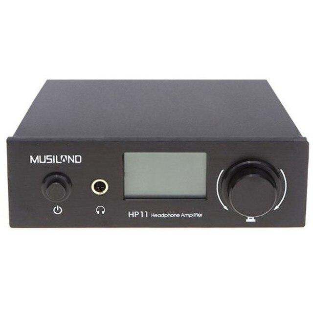 Musiland HP11 усилитель для наушников для ipad / PC / ipod
