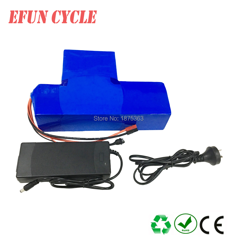 Free shipping lead-acid replacement battery high power 48V 20Ah Customized T-shape Li-ion battery pack for electric motorbikeFree shipping lead-acid replacement battery high power 48V 20Ah Customized T-shape Li-ion battery pack for electric motorbike