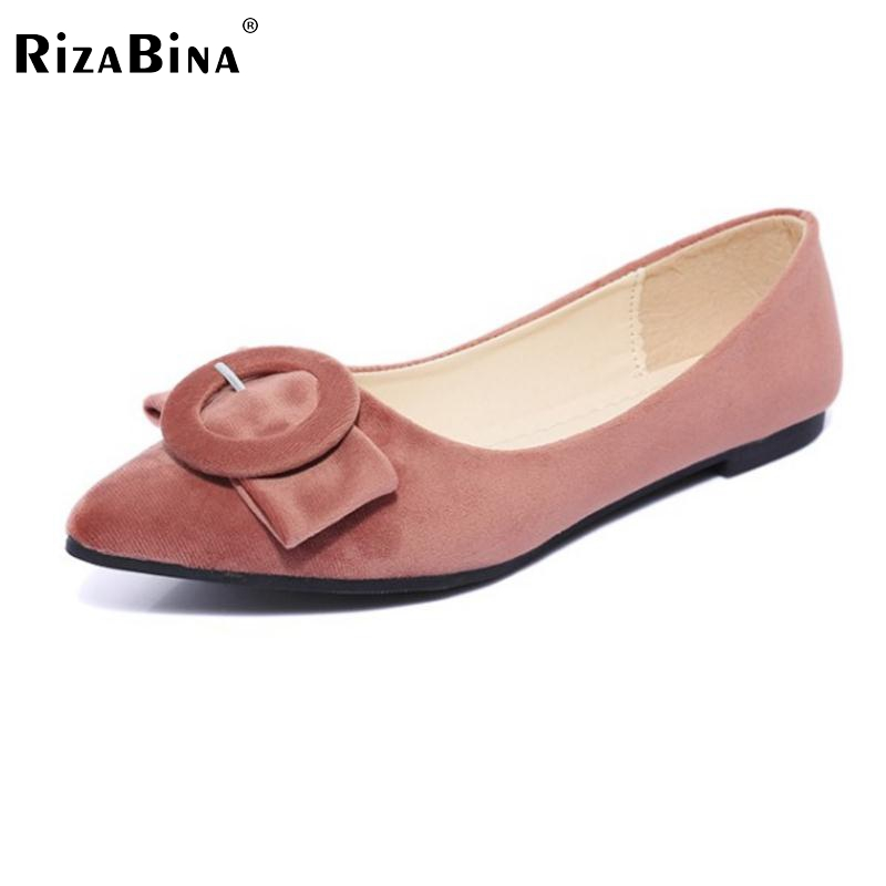 Women Flats New Spring Female Single Women Shoes Slip On Flat Solid Color Buckle Casual Footwear Square Toe Shoes Size 35-39 casual square toe and slip on design flat shoes for women
